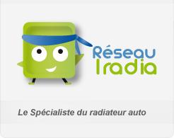 Iradia, le spécialiste du radiateur auto